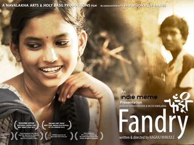 Fandry, Marathi Film.