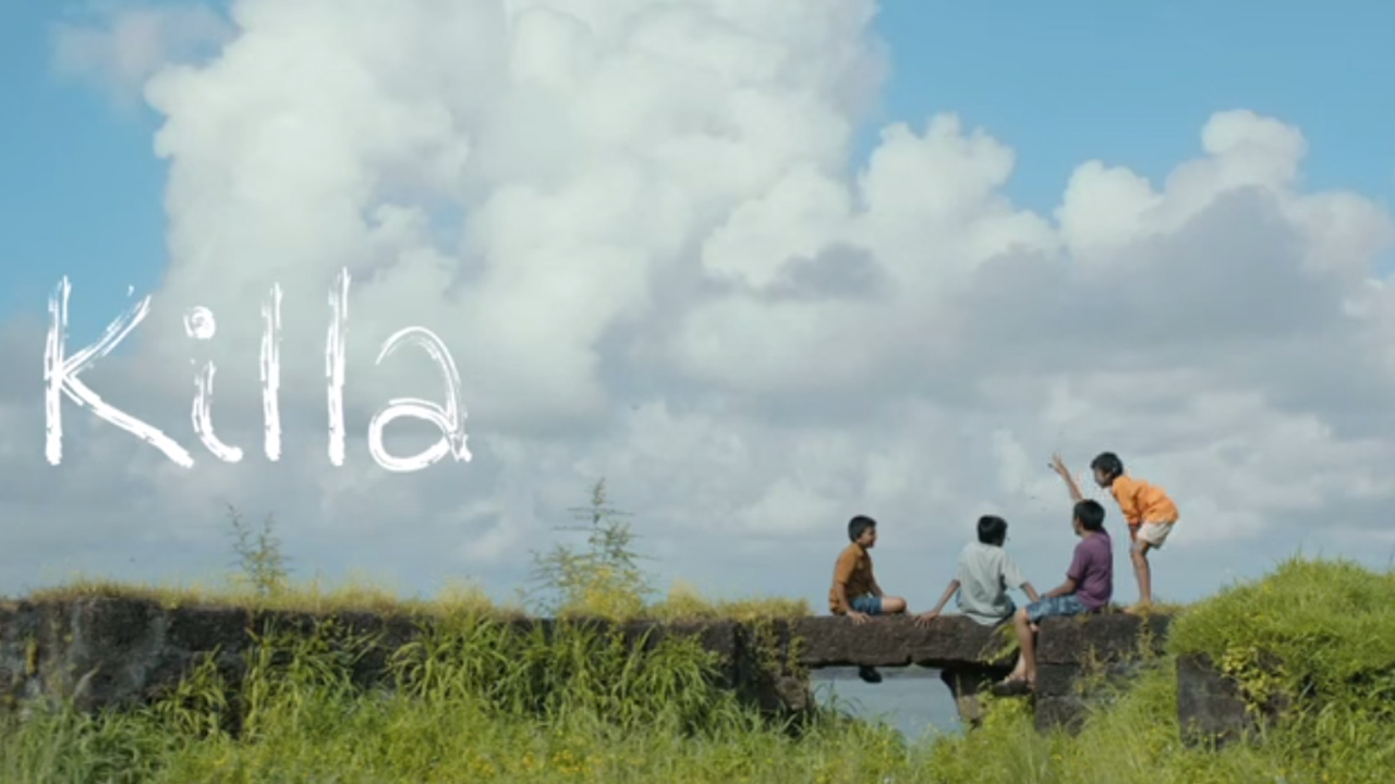 Killa, Marathi drama film by Avinash Arun.